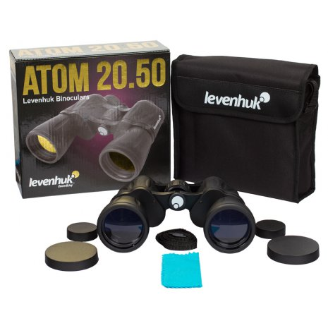 Бинокль Levenhuk Atom 20x50