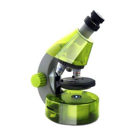 Микроскоп Levenhuk LabZZ M101 Лайм